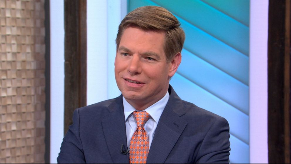 Eric Swalwell, US candidate accepts crypto donations