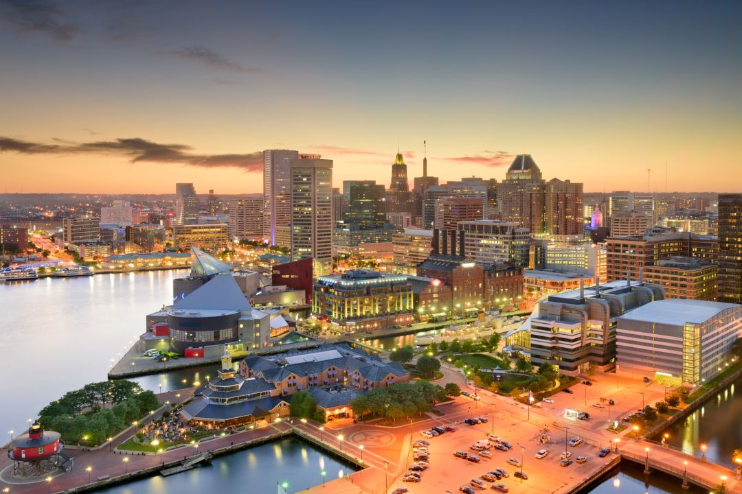 Baltimore under a ransomware attack
