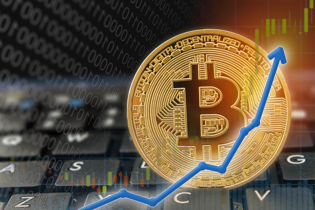 Bitcoin reaches the highest price in 2019