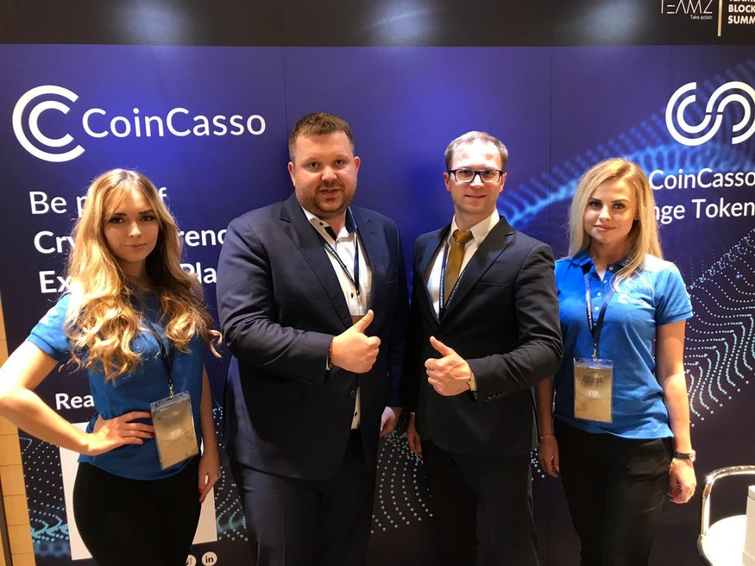Coincasso: a new exchange for IEO and STO