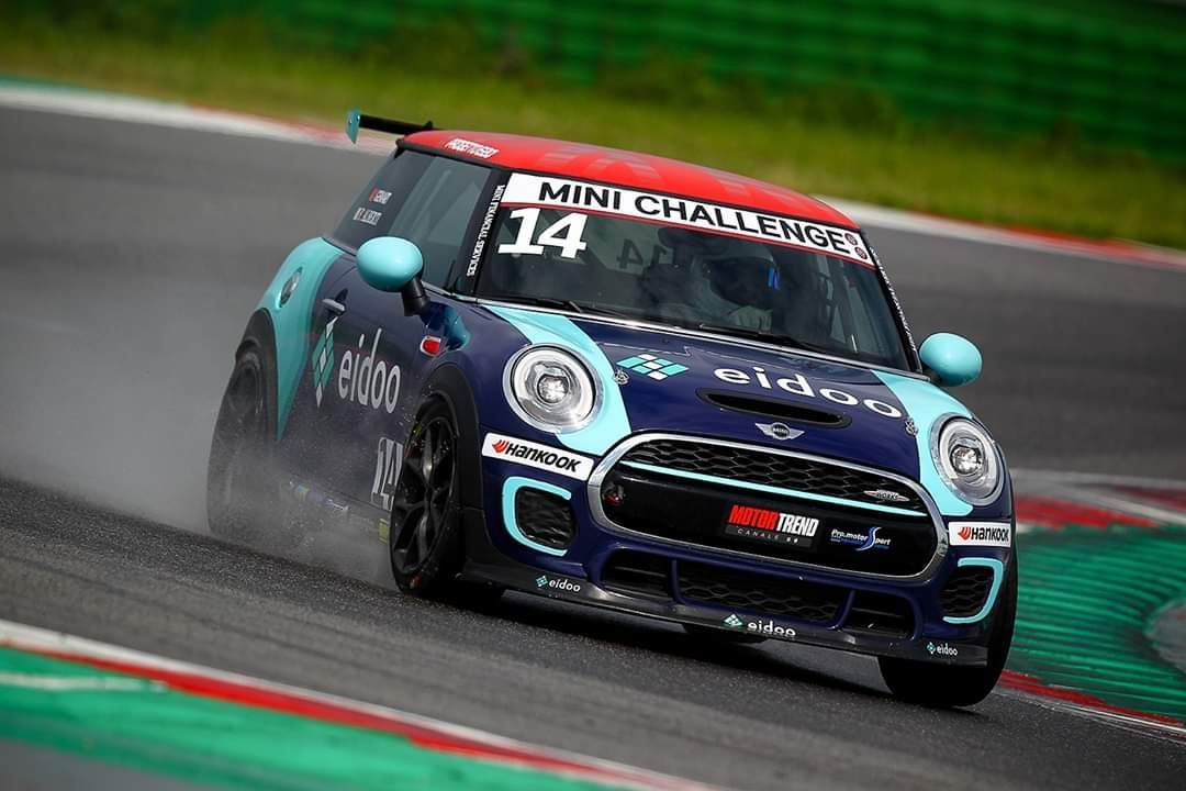 Mini Challenge Misano: Eidoo fifth. Next stop Imola