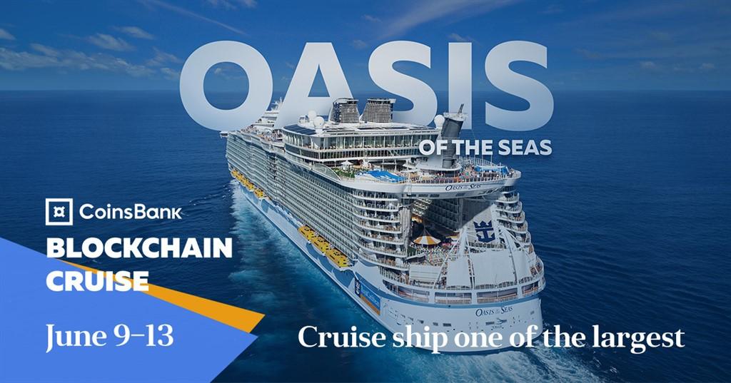 Blockchain Cruise 2019: new speakers announced