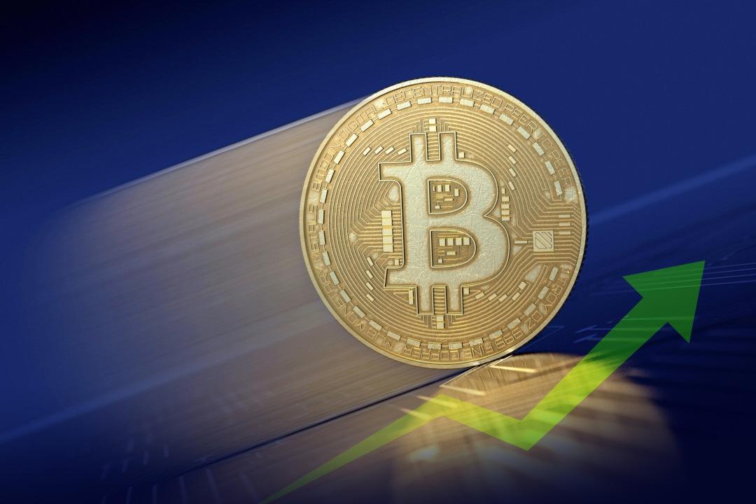 Bitcoin today price rises