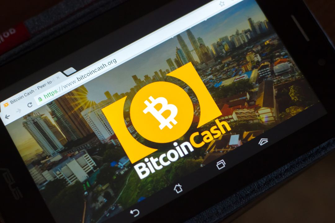 Bitfinex assigns the BCH symbol to Bitcoin Cash ABC