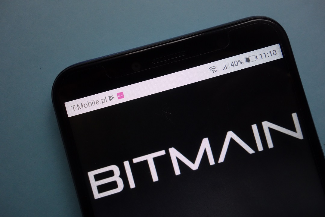 Bitmain hashrate bitcoin