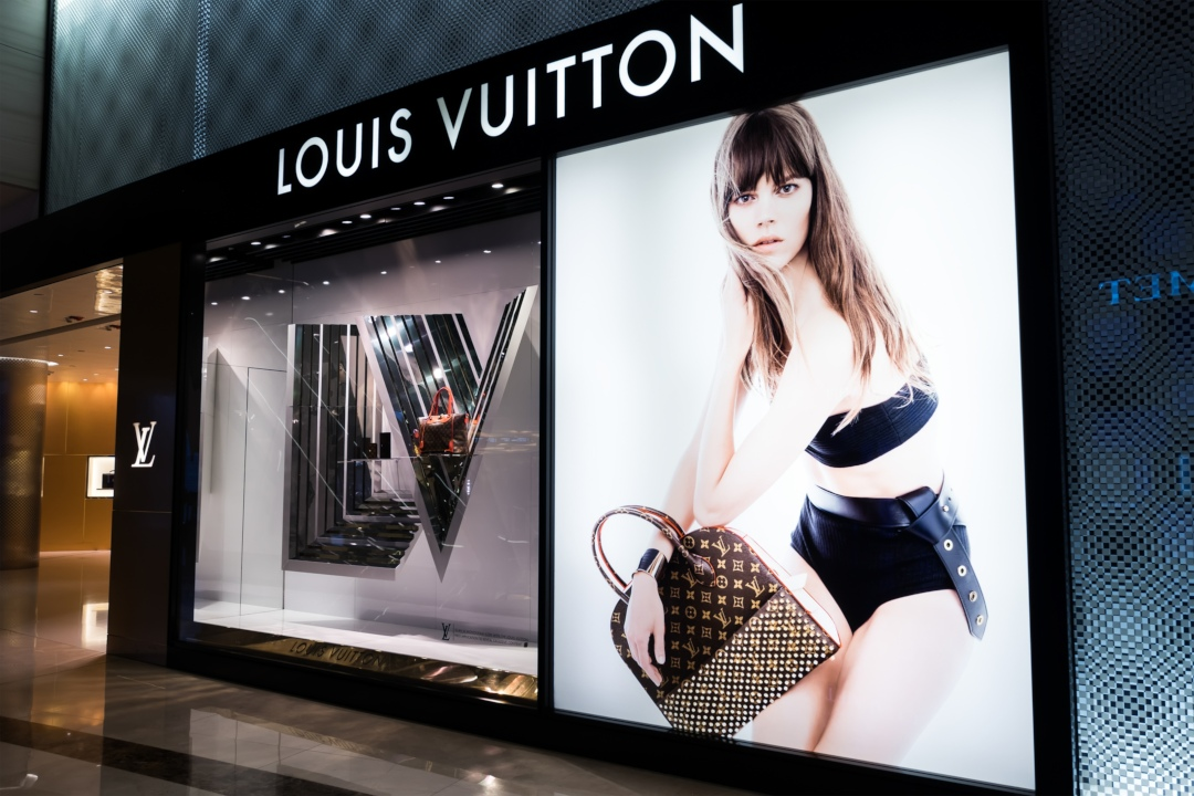Blockchain Aura: Louis Vuitton opens to competitors