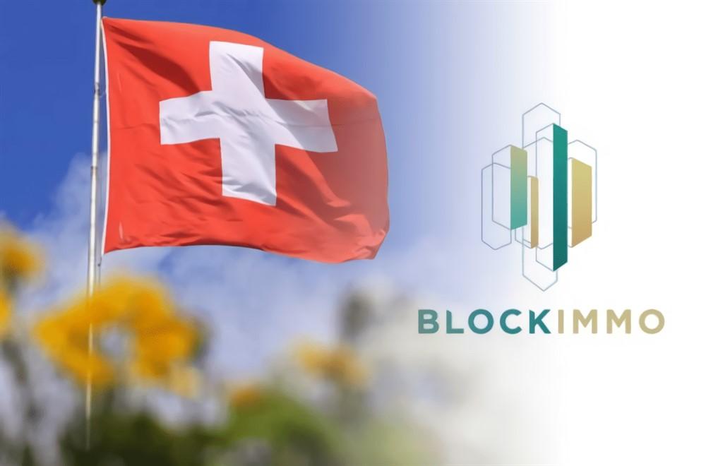 Switzerland: tokenisation of real estate with Blockimmo