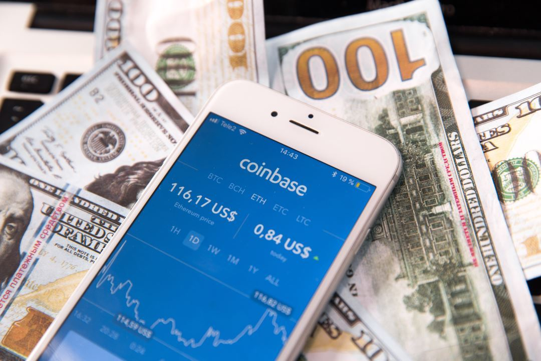 Coinbase Custody is managing a billion dollars in cryptocurrencies