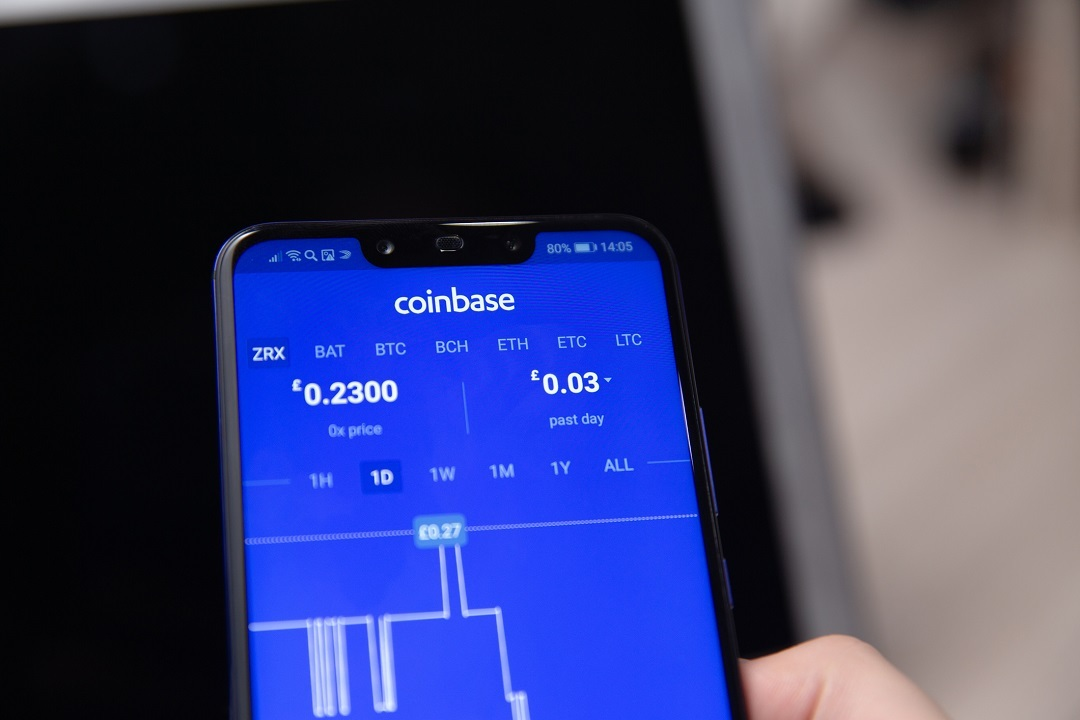 Coinbase: 60% of trading volumes come from institutional investors