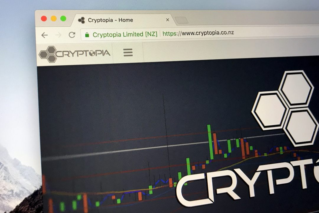 Cryptopia: the stolen Ethereum have been moved