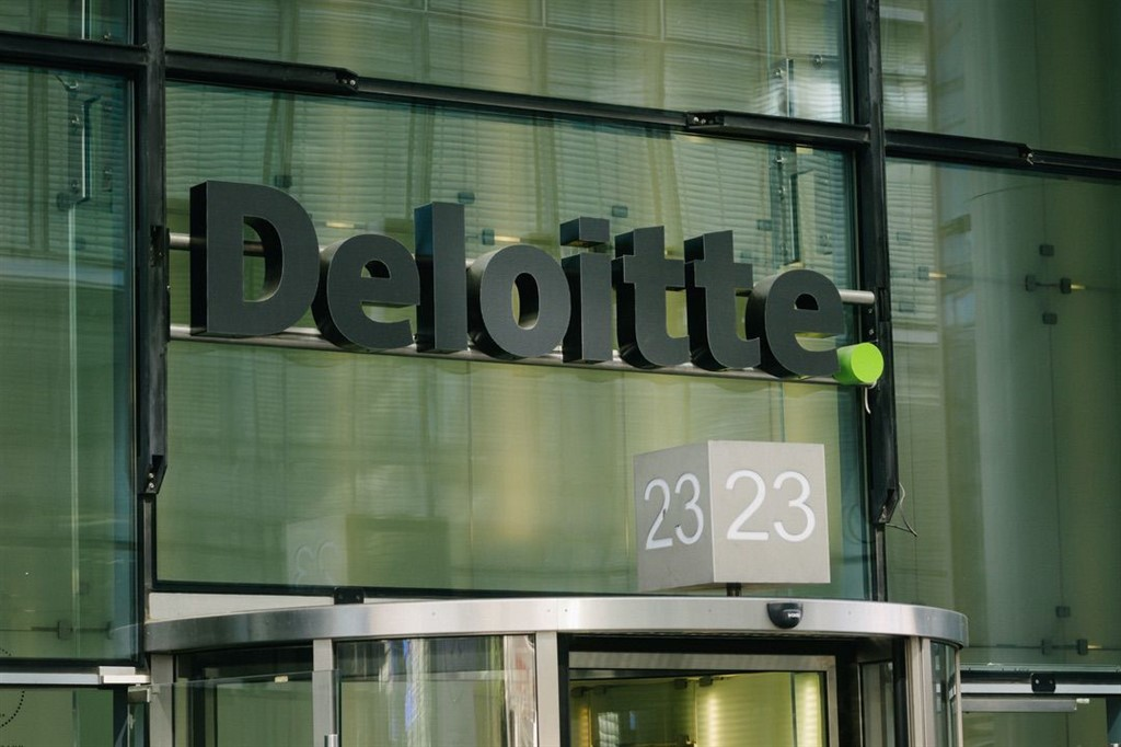 Deloitte is still working with the Ethereum blockchain