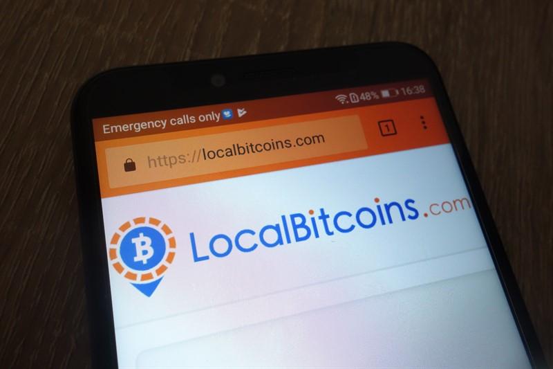 LocalBitcoins discontinues Bitcoin trading service in Iran