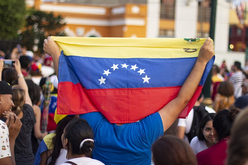 Venezuela: the relation with Bitcoin transactions