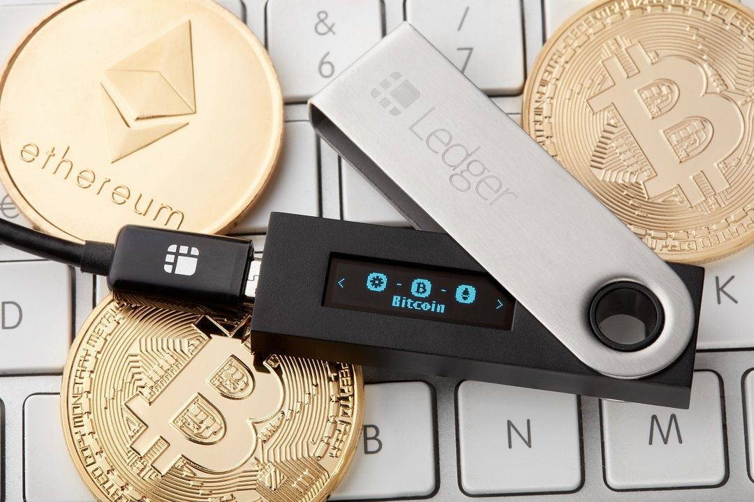 Ledger Binance hack