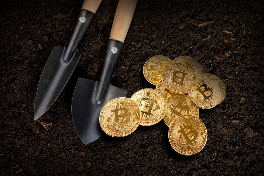 Mining: strategies of a cryptourrency miner