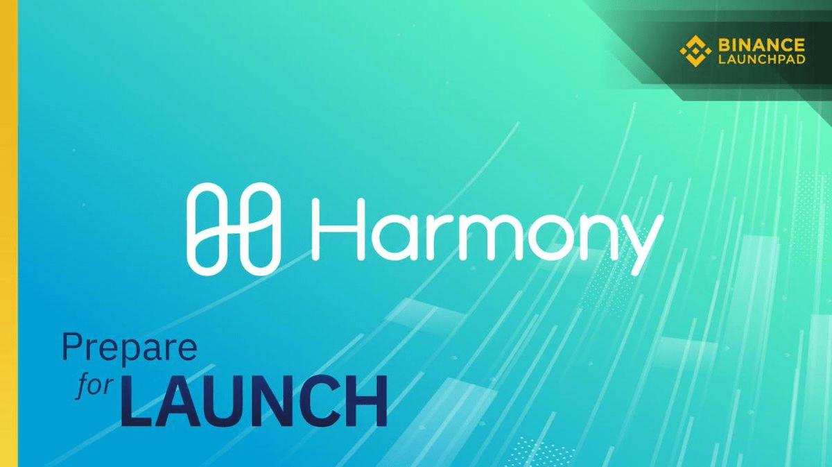 Binance LaunchPad launches the Harmony token
