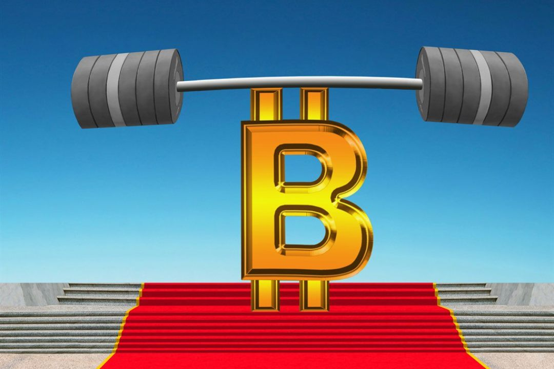 New record: the price of bitcoin flies to $6,400