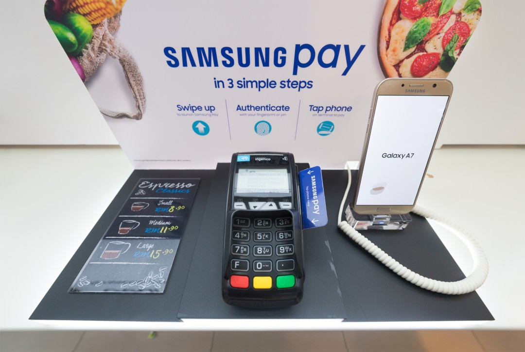 Samsung Pay about to integrate a crypto wallet