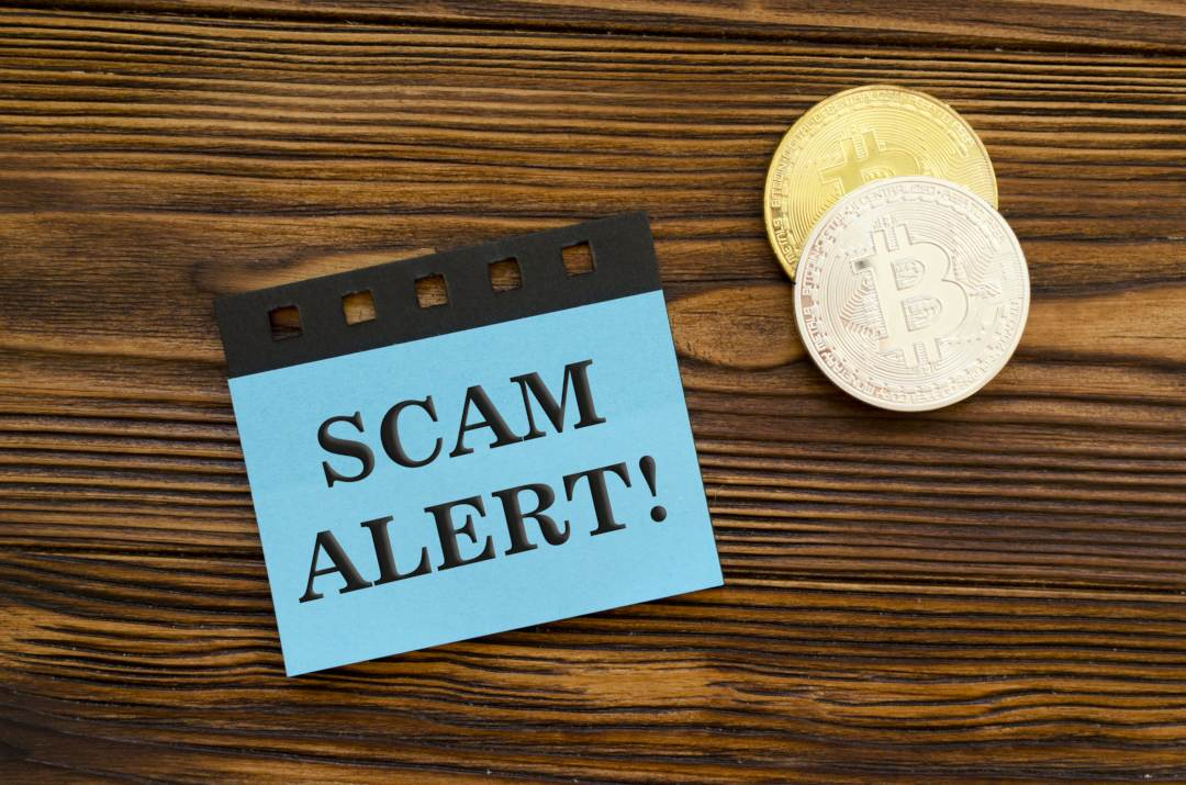 Scam website organises a 5,000 bitcoin giveaway