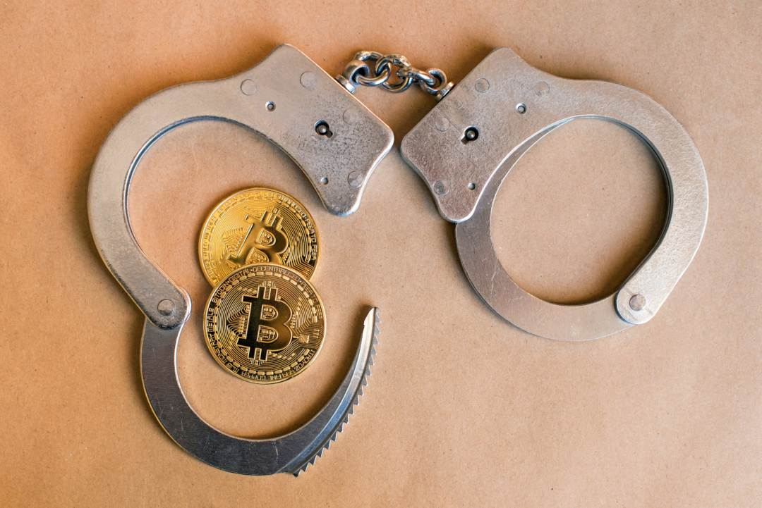The US government seizes cryptocurrencies
