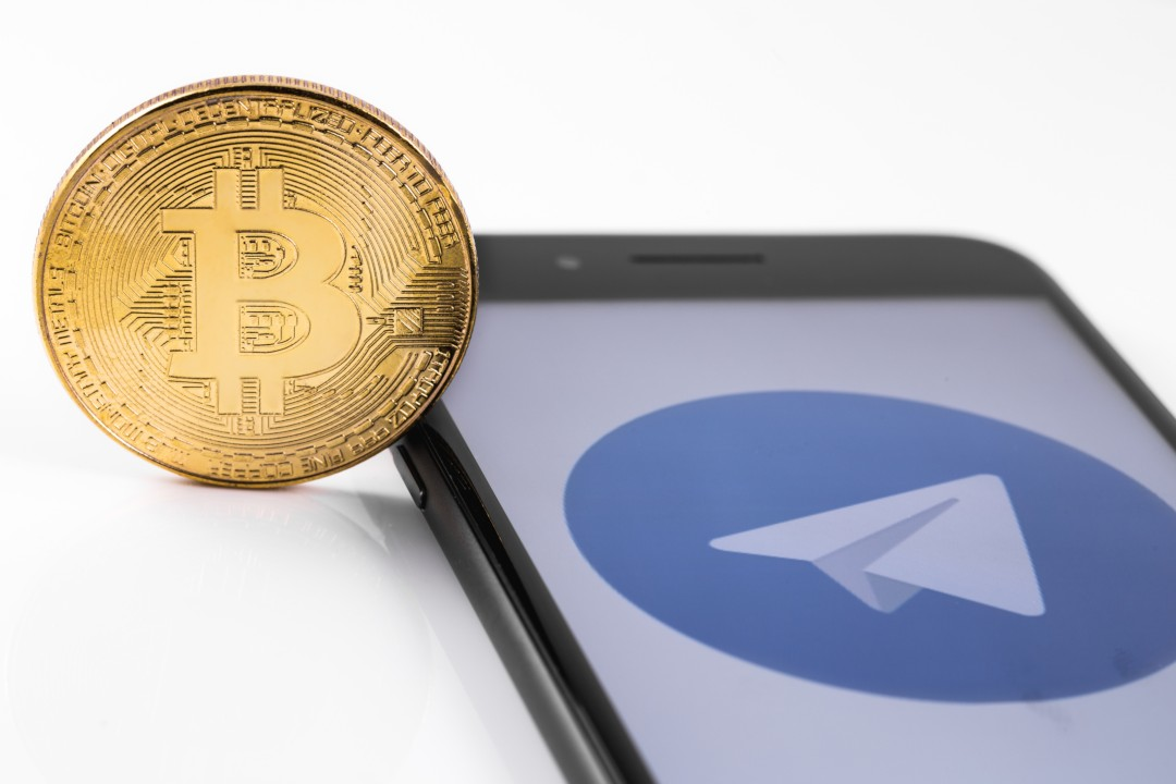 Telegram: a wallet to buy crypto with fiat