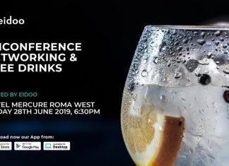 blockchain week rome meetup eidoo
