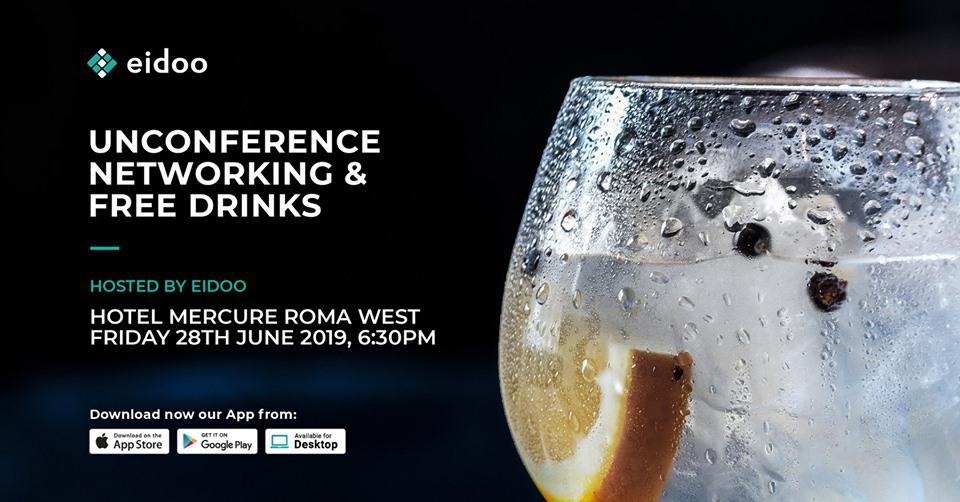 Blockchain Week Rome and tonight's meetup with Eidoo