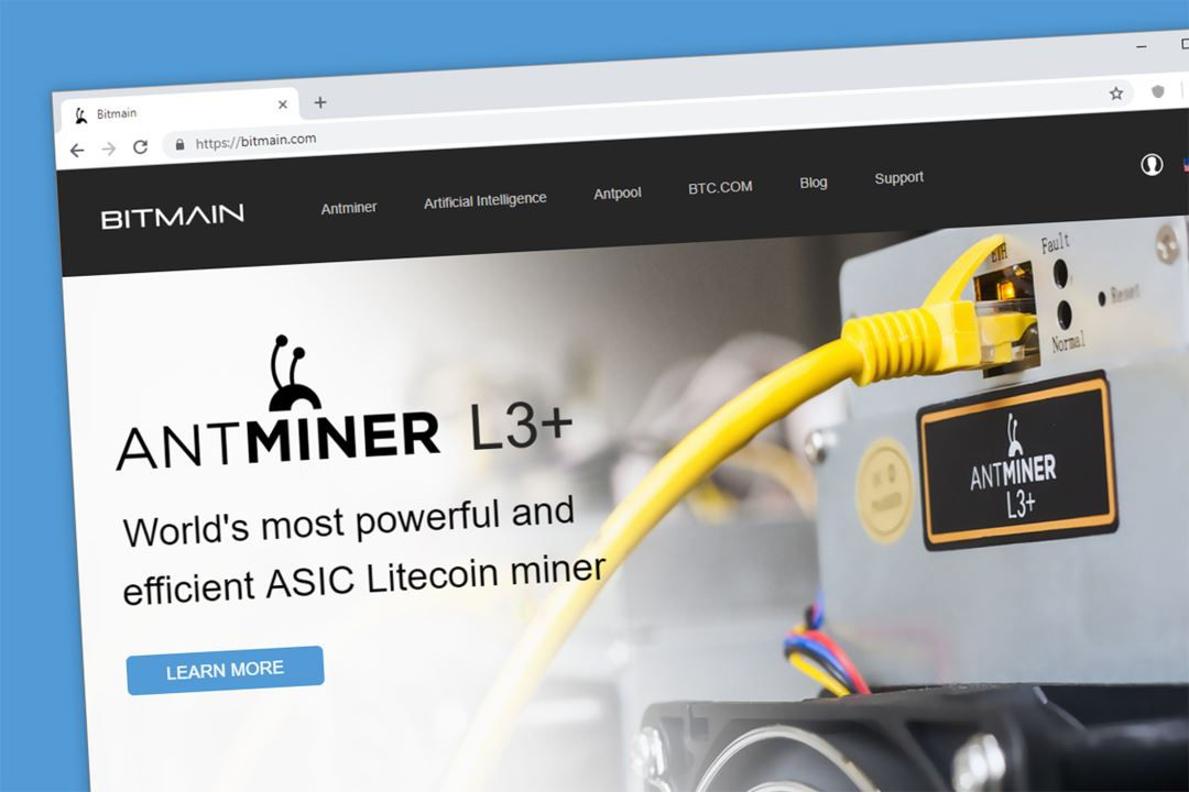 Bitmain: new ASIC for Litecoin mining coming soon