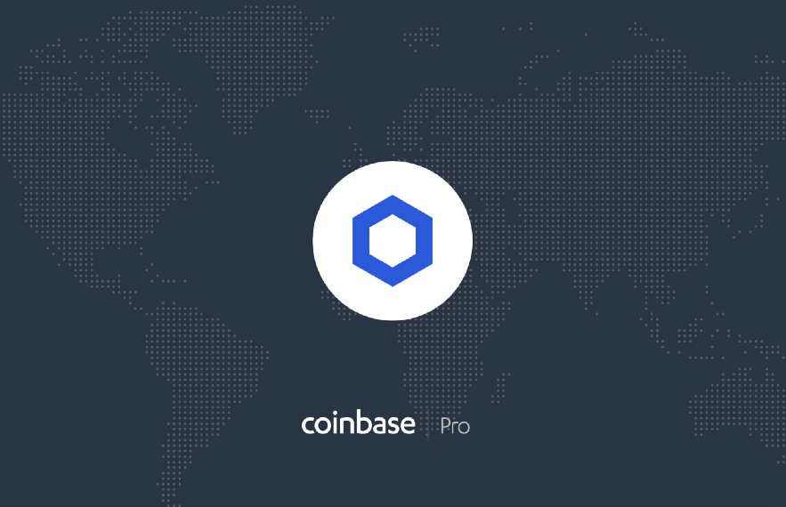 Chainlink (LINK) to Coinbase Pro