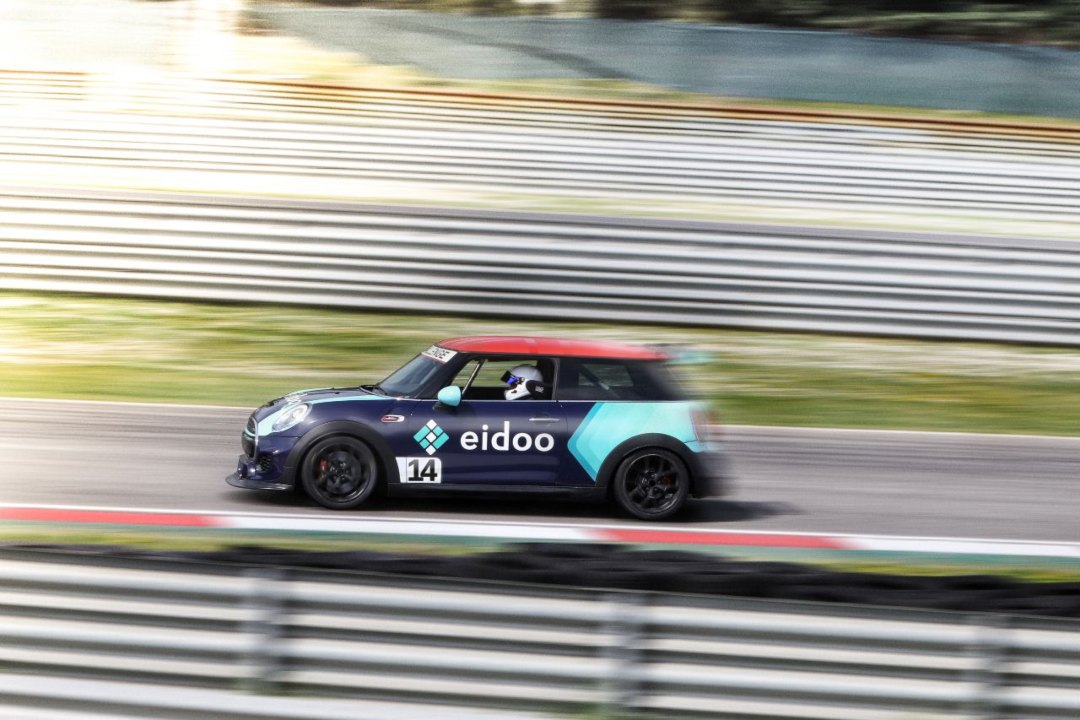 Mini Challenge: Eidoo in the Imola race