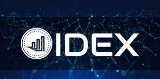 Ethereum DEX Idex