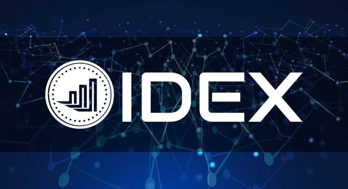 Ethereum DEX: IDEX holds 65% of the volumes