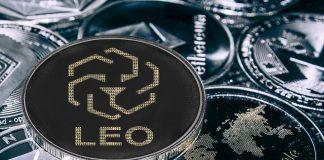 leo token okex exchange