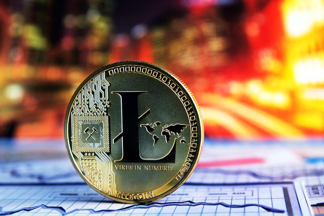 Record price for Litecoin: LTC flies to $128