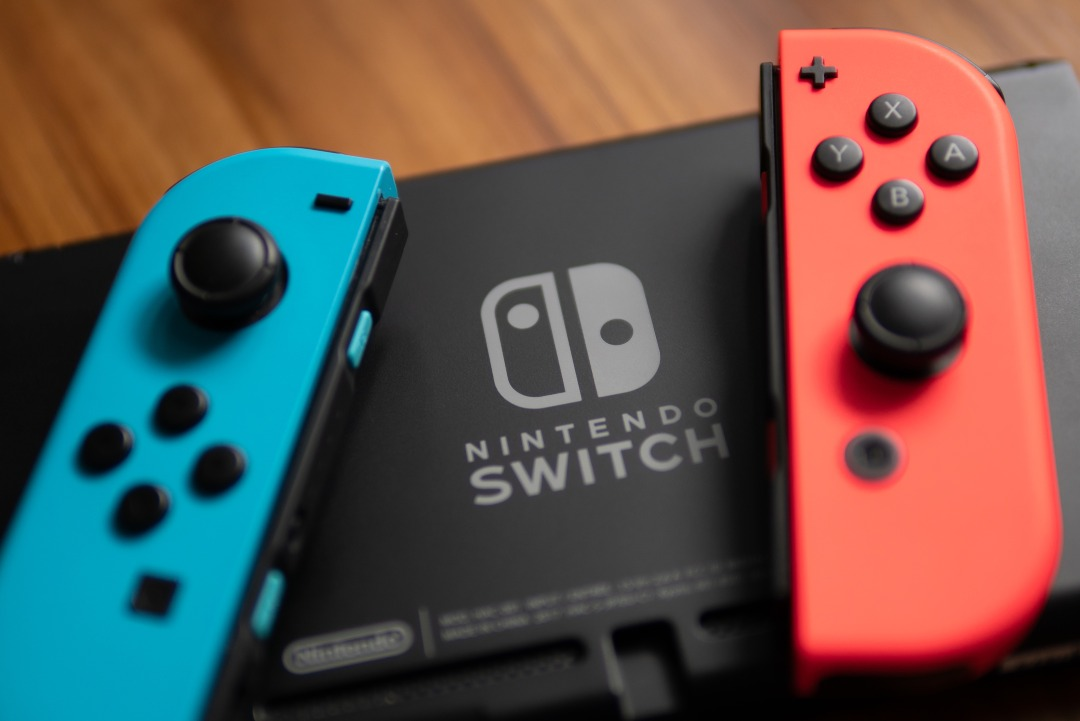 Bitcoin runs on the Nintendo Switch