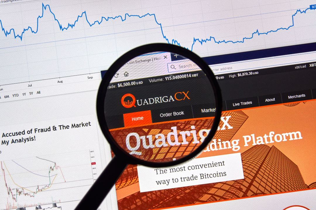 Report: developments on the QuadrigaCX funds