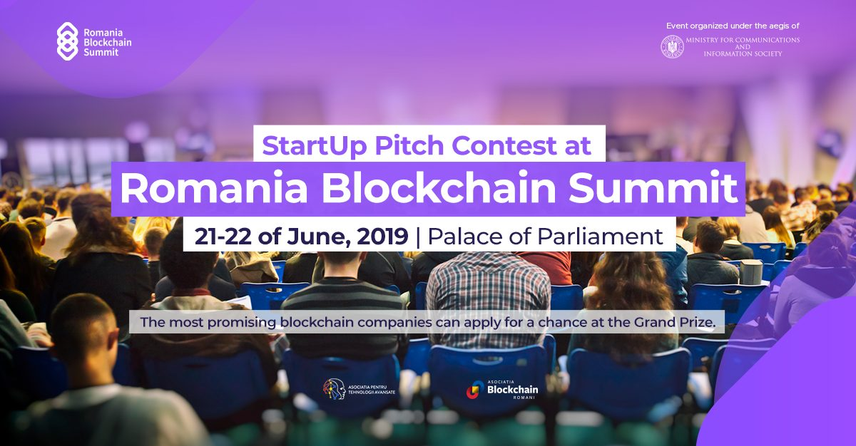 Romania Blockchain Summit to take place on June 21-22