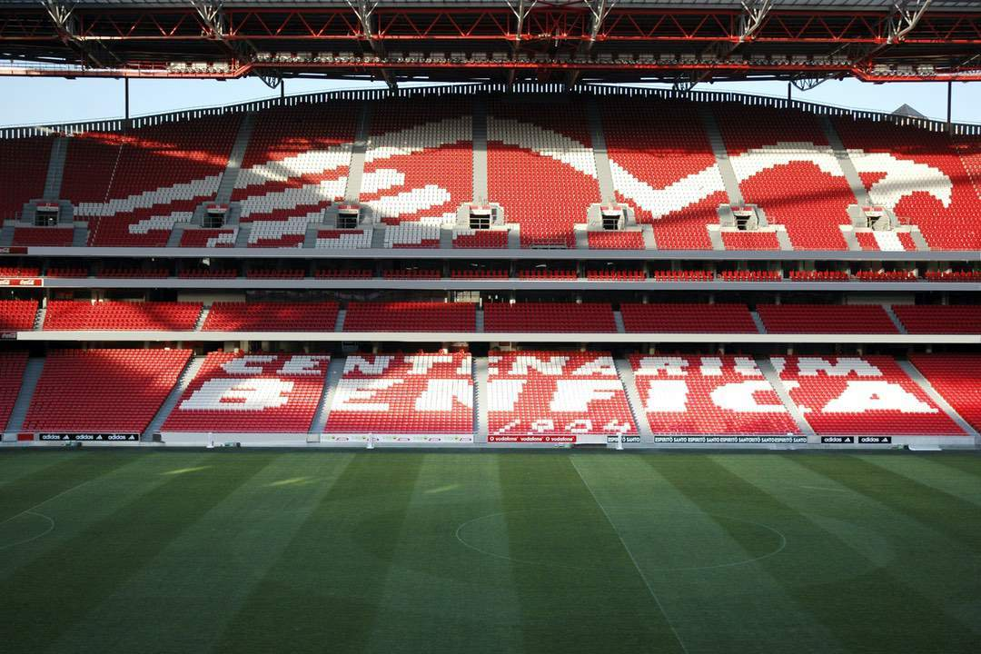 Benfica accepts bitcoin and ethereum payments
