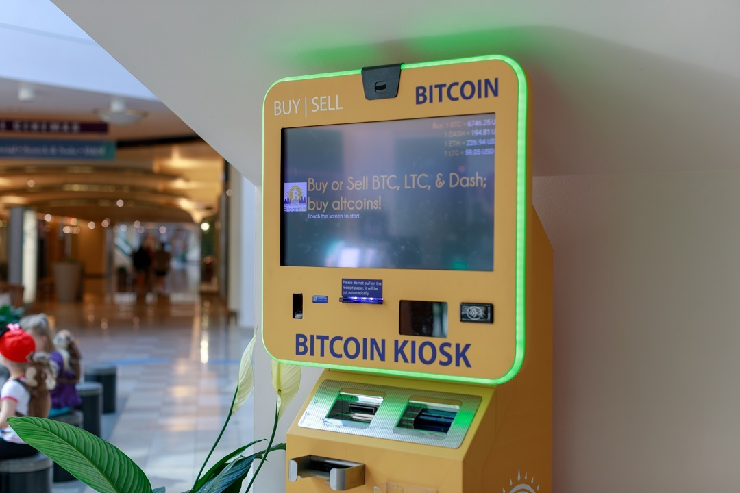 Bitcoin ATMs: more than 300 new installations in May