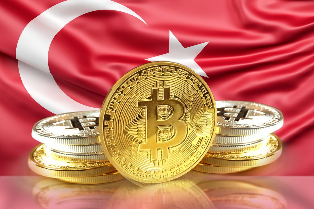 Cryptocurrency: most users in Turkey and Latin America
