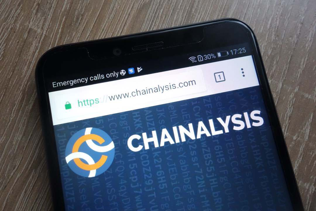 Chainalysis: sensitive information about the company disclosed on Reddit