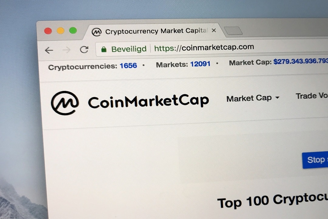70% of exchanges have joined the CoinMarketCap DATA programme
