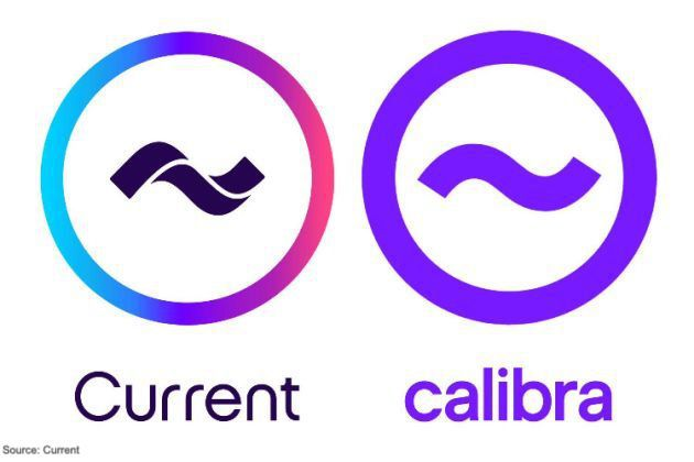 "Current: ""Facebook Libra copied our logo"""