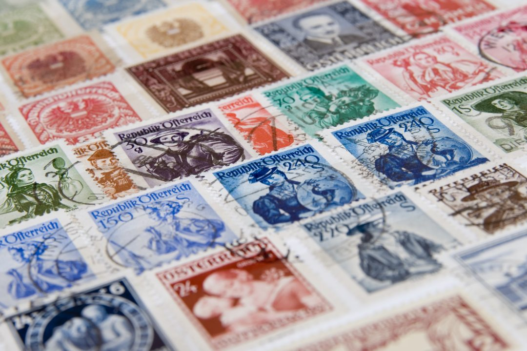 Austrian Post launches stamps on the blockchain