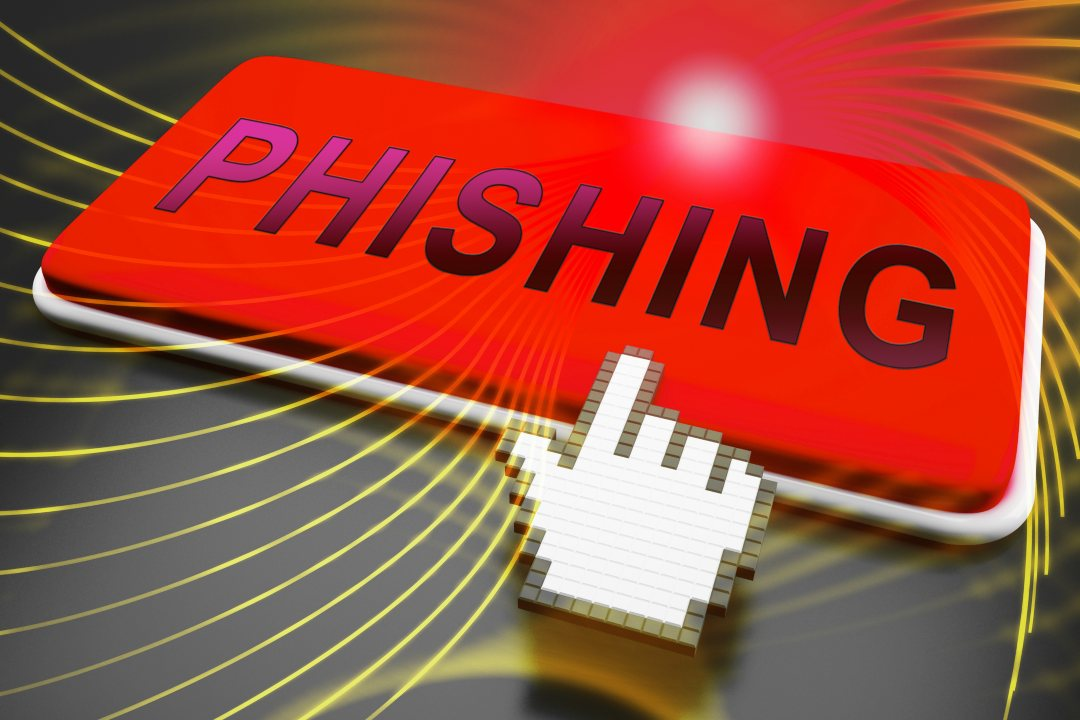 The Kraken exchange targeted by phishing