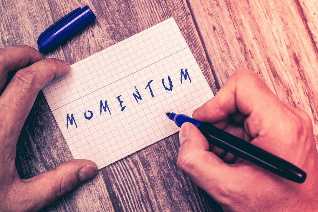 Momentum: one of the simplest and most intuitive financial indicators