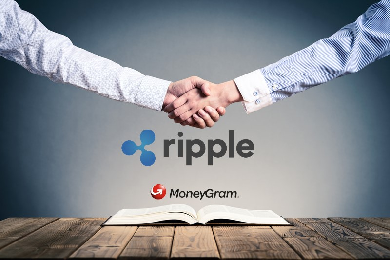 Ripple announces a major partnership with MoneyGram