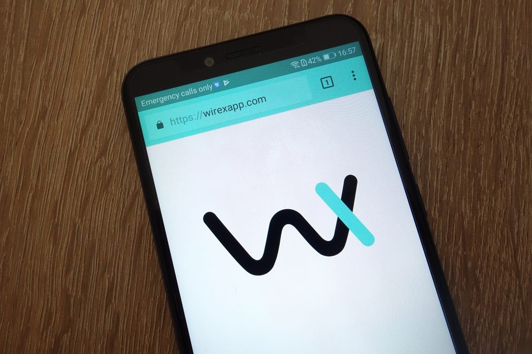 Wirex WXT token