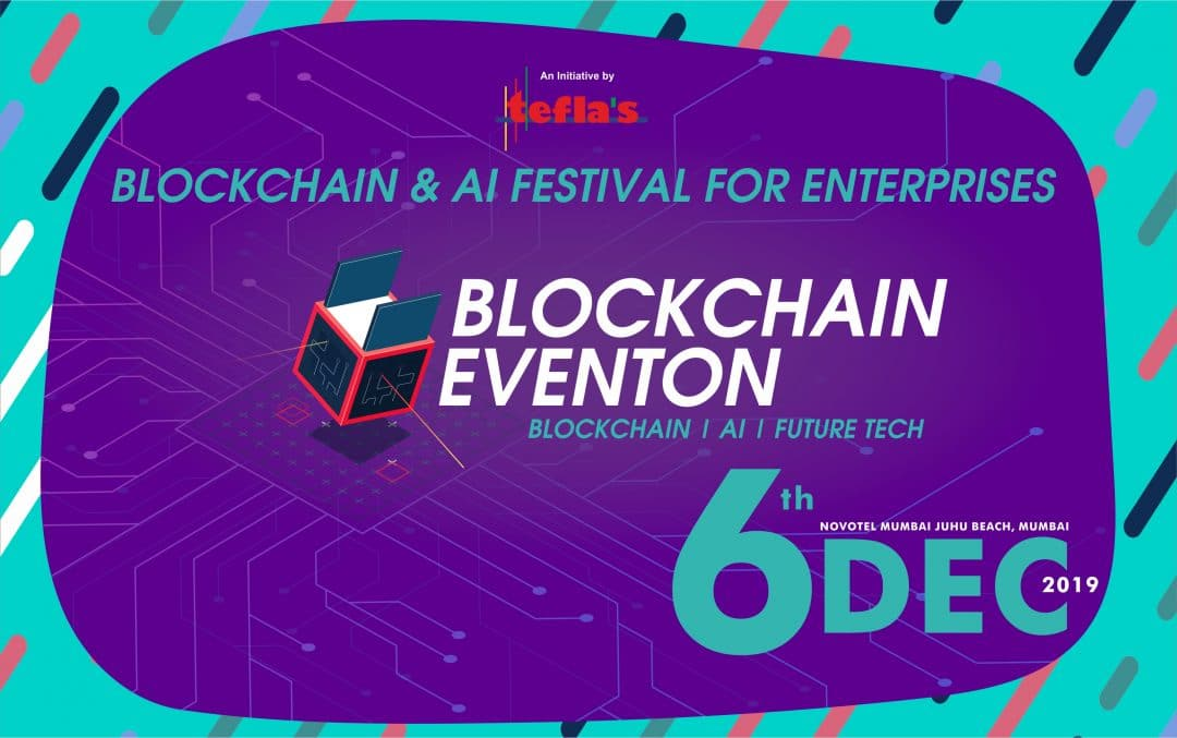 Blockchain Eventon: a new event in Mumbai