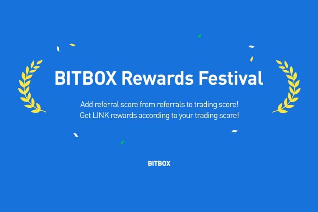 LINE and BITBOX launch Rewards Festival